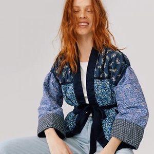 GAP patch work kimono jacket